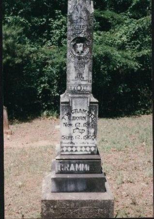 GRAMMER, THOMAS W. - Cherokee County, Texas | THOMAS W. GRAMMER - Texas Gravestone Photos