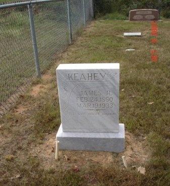 KEAHEY, JAMES ROBERT - Cherokee County, Texas | JAMES ROBERT KEAHEY - Texas Gravestone Photos