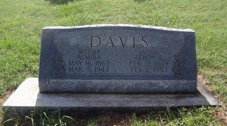DAVIS, LEROY LEE - Clay County, Texas   LEROY LEE DAVIS - Texas Gravestone Photos