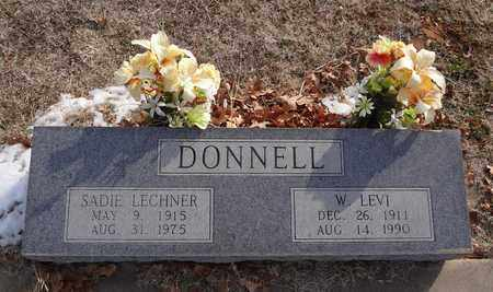 LECHNER DONNELL, SADIE - Clay County, Texas | SADIE LECHNER DONNELL - Texas Gravestone Photos
