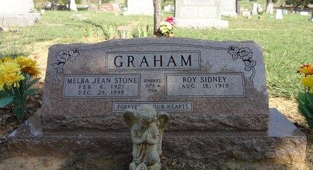 STONE GRAHAM, MELBA JEAN - Clay County, Texas | MELBA JEAN STONE GRAHAM - Texas Gravestone Photos
