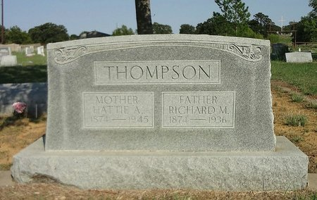 SULLENS THOMPSON, HATTIE ANN - Clay County, Texas   HATTIE ANN SULLENS THOMPSON - Texas Gravestone Photos