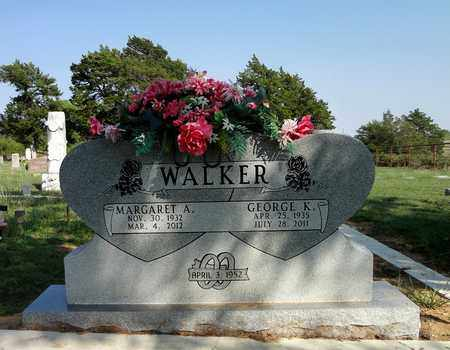 WALKER, GEORGE KERR - Clay County, Texas | GEORGE KERR WALKER - Texas Gravestone Photos