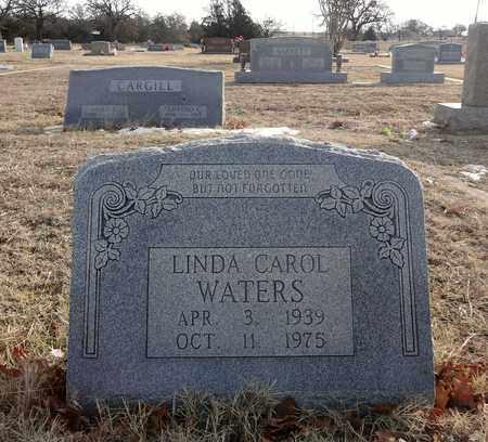WATERS, LINDA CAROL - Clay County, Texas | LINDA CAROL WATERS - Texas Gravestone Photos