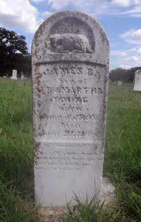 YOUNG, JAMES - Clay County, Texas   JAMES YOUNG - Texas Gravestone Photos