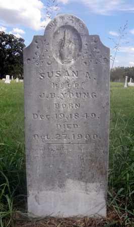 YOUNG, SUSAN - Clay County, Texas | SUSAN YOUNG - Texas Gravestone Photos