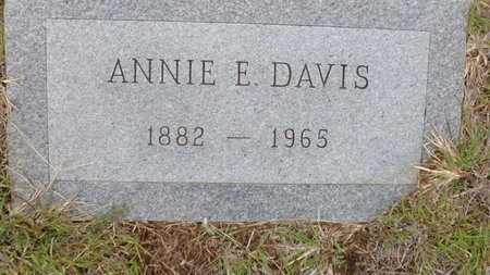 DELONG DAVIS, ANNIE ELIZABETH - Clay County, Texas | ANNIE ELIZABETH DELONG DAVIS - Texas Gravestone Photos