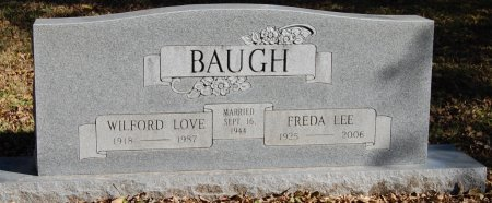 BAUGH, FREDA LEE - Collin County, Texas | FREDA LEE BAUGH - Texas Gravestone Photos