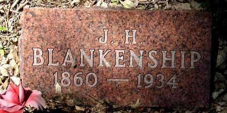 BLANKENSHIP, J. H. - Collin County, Texas | J. H. BLANKENSHIP - Texas Gravestone Photos