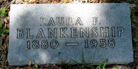 BLANKENSHIP, LAURA F. - Collin County, Texas | LAURA F. BLANKENSHIP - Texas Gravestone Photos