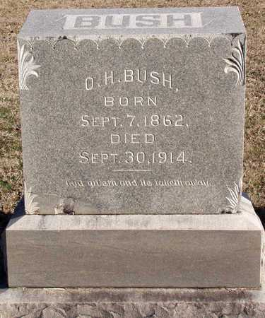 BUSH, OLIVER HEDGCOXE - Collin County, Texas | OLIVER HEDGCOXE BUSH - Texas Gravestone Photos