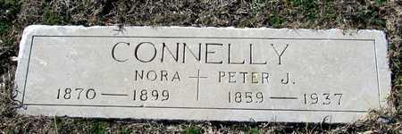 CONNELLY, NORA - Collin County, Texas | NORA CONNELLY - Texas Gravestone Photos