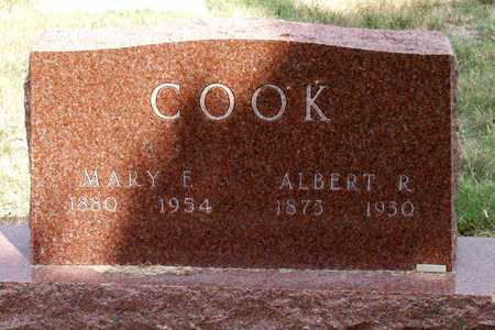 COOK, MARY E. - Collin County, Texas | MARY E. COOK - Texas Gravestone Photos