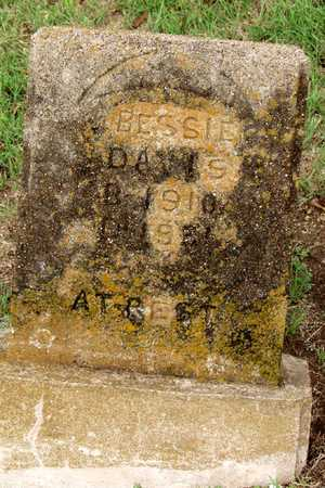 DAVIS, BESSIE - Collin County, Texas | BESSIE DAVIS - Texas Gravestone Photos