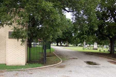 *ENTRANCE,  - Collin County, Texas |  *ENTRANCE - Texas Gravestone Photos