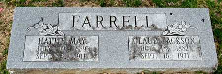 FARRELL, HATTIE MAY - Collin County, Texas | HATTIE MAY FARRELL - Texas Gravestone Photos