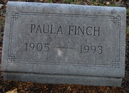 FINCH, PAULA - Collin County, Texas | PAULA FINCH - Texas Gravestone Photos
