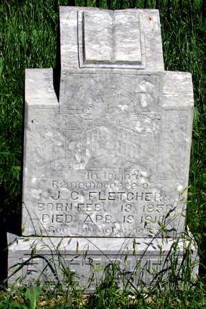 FLETCHER, J. C. - Collin County, Texas   J. C. FLETCHER - Texas Gravestone Photos