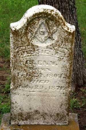 GLENN, JESSIE A. - Collin County, Texas | JESSIE A. GLENN - Texas Gravestone Photos
