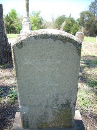 HALL, MINERVA R - Collin County, Texas | MINERVA R HALL - Texas Gravestone Photos