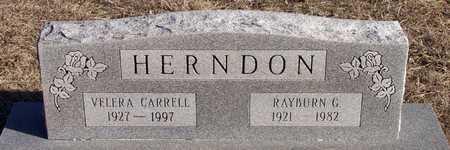 HERNDON, VELERA CARRELL - Collin County, Texas | VELERA CARRELL HERNDON - Texas Gravestone Photos