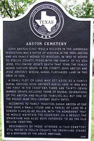 *HISTORICAL MARKER,  - Collin County, Texas |  *HISTORICAL MARKER - Texas Gravestone Photos