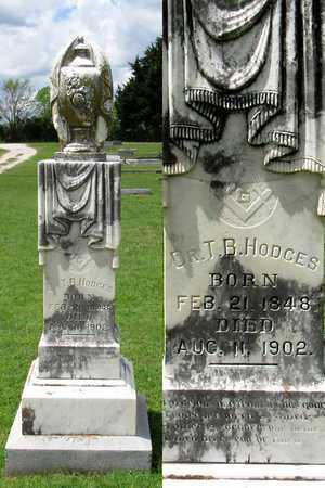 HODGES, T. B., DR. - Collin County, Texas | T. B., DR. HODGES - Texas Gravestone Photos