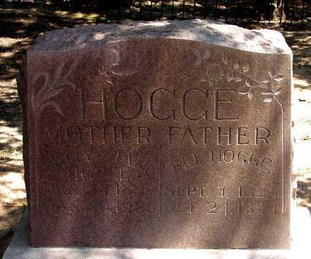 HOGGE, ELI - Collin County, Texas | ELI HOGGE - Texas Gravestone Photos