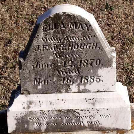 HOUGH, ELLA MAY - Collin County, Texas   ELLA MAY HOUGH - Texas Gravestone Photos