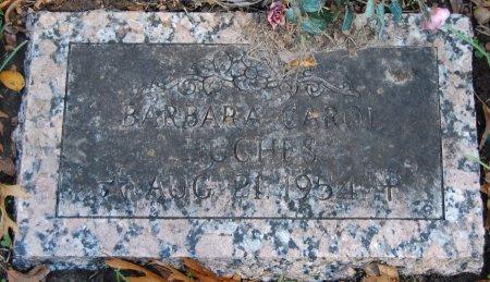 HUGHES, BARBARA CAROL - Collin County, Texas | BARBARA CAROL HUGHES - Texas Gravestone Photos