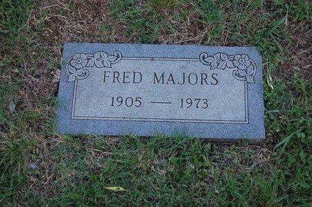 MAJORS, FRED - Collin County, Texas   FRED MAJORS - Texas Gravestone Photos