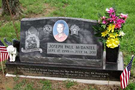 MCDANIEL, JOSEPH PAUL - Collin County, Texas | JOSEPH PAUL MCDANIEL - Texas Gravestone Photos