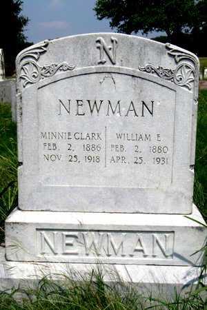 NEWMAN, MINNIE - Collin County, Texas   MINNIE NEWMAN - Texas Gravestone Photos