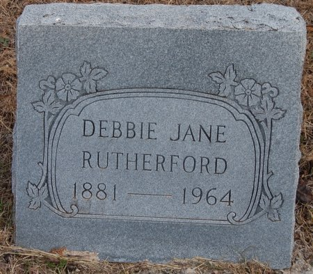 RUTHERFORD, DEBBIE JANE - Collin County, Texas   DEBBIE JANE RUTHERFORD - Texas Gravestone Photos