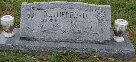 RUTHERFORD, HERMAN PIKE - Collin County, Texas | HERMAN PIKE RUTHERFORD - Texas Gravestone Photos