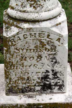 STIMSON, RACHEL A. (CLOSEUP) - Collin County, Texas | RACHEL A. (CLOSEUP) STIMSON - Texas Gravestone Photos