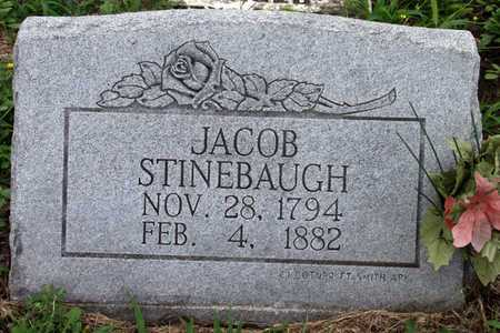 STINEBAUGH, JACOB - Collin County, Texas | JACOB STINEBAUGH - Texas Gravestone Photos