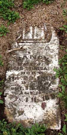 STINEBAUGH, NANCY (OLD STONE) - Collin County, Texas | NANCY (OLD STONE) STINEBAUGH - Texas Gravestone Photos