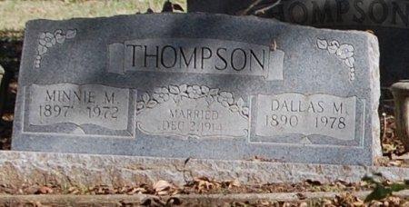 THOMPSON, MINNIE MAE - Collin County, Texas | MINNIE MAE THOMPSON - Texas Gravestone Photos