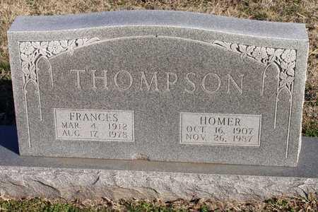 THOMPSON, FRANCES - Collin County, Texas | FRANCES THOMPSON - Texas Gravestone Photos