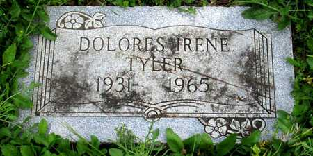 TYLER, DELORES IRENE - Collin County, Texas | DELORES IRENE TYLER - Texas Gravestone Photos