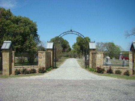 *WALNUT GROVE ENTRANCE,  - Collin County, Texas    *WALNUT GROVE ENTRANCE - Texas Gravestone Photos