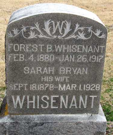 WHISENANT, FOREST B. - Collin County, Texas | FOREST B. WHISENANT - Texas Gravestone Photos