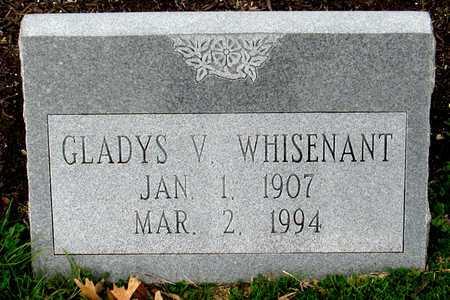 WHISENANT, GLADYS V. - Collin County, Texas   GLADYS V. WHISENANT - Texas Gravestone Photos