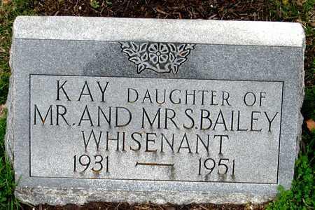 WHISENANT, KAY - Collin County, Texas   KAY WHISENANT - Texas Gravestone Photos