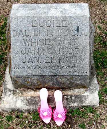 WHISENANT, LUCILE - Collin County, Texas | LUCILE WHISENANT - Texas Gravestone Photos
