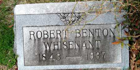 WHISENANT, ROBERT BENTON - Collin County, Texas | ROBERT BENTON WHISENANT - Texas Gravestone Photos