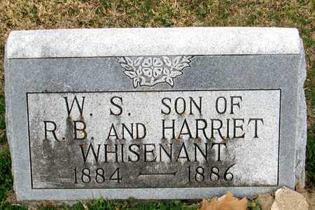 WHISENANT, W. S. - Collin County, Texas | W. S. WHISENANT - Texas Gravestone Photos