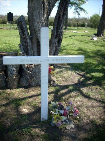 WHITTLE, REBECCA ANN - Collin County, Texas | REBECCA ANN WHITTLE - Texas Gravestone Photos