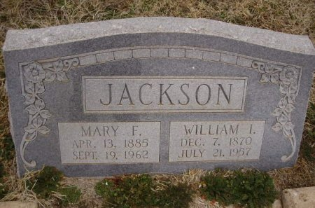 JACKSON, MARY FRANCES - Collingsworth County, Texas | MARY FRANCES JACKSON - Texas Gravestone Photos